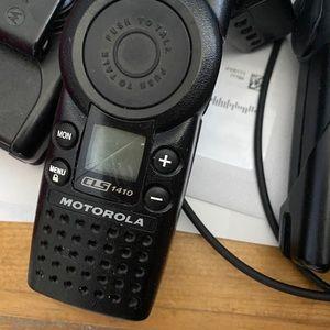 Victoria's Secret walkie-talkies from store